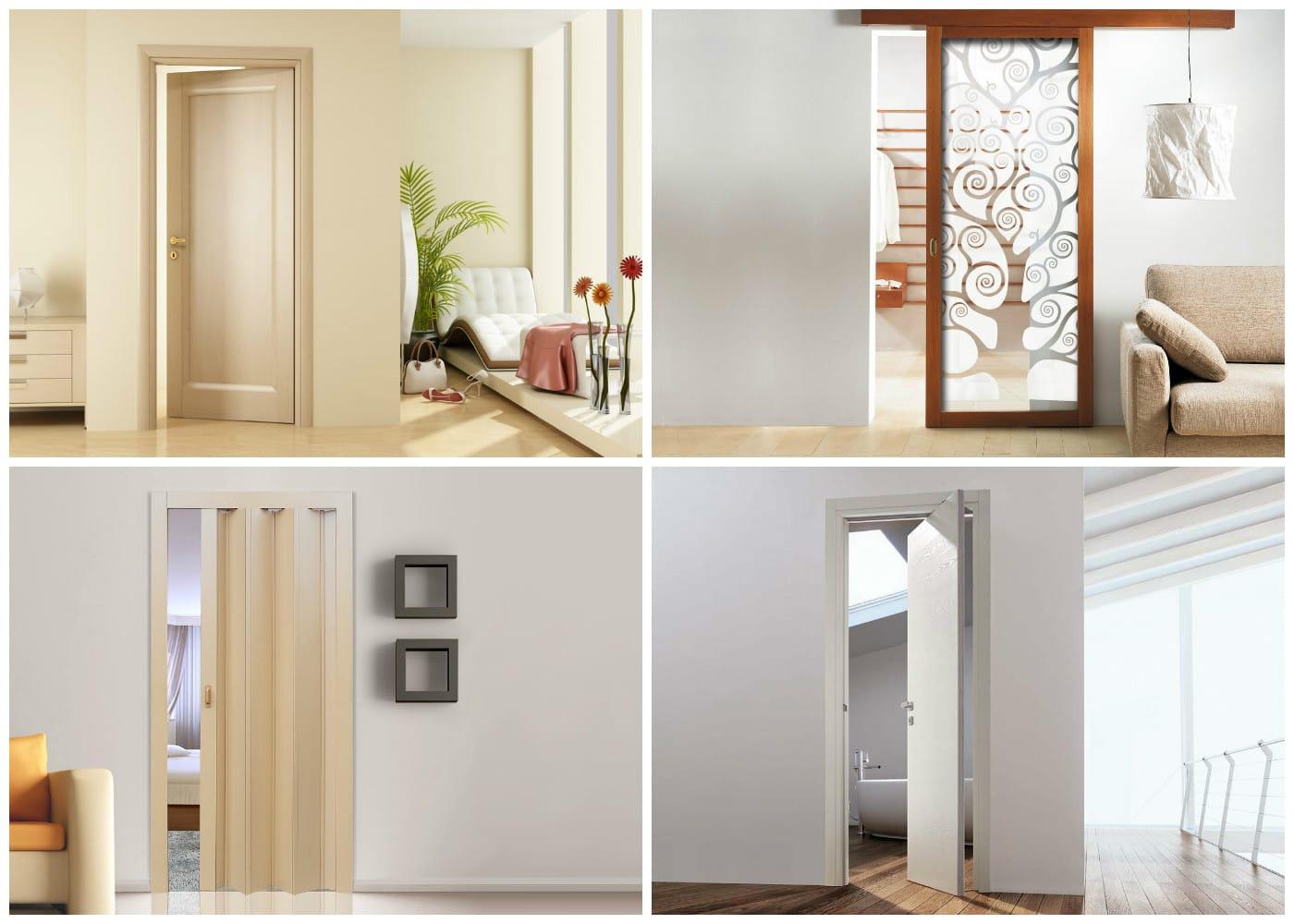 Рассмотрим существующие способы открывания дверей более подробно.